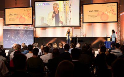CREO 2019 in Wien verliehen